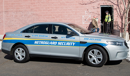 Metroguard Security Car